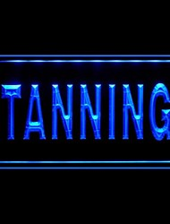 Tanning Outdoor Advertising LED Light Sign