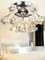 Modern Ceiling Light  with 10 Lights