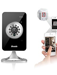 Zmodo® Wireless HD 720P Wi-Fi IP Camera Network Security Camera System QR Code Smartphone P2P Onvif