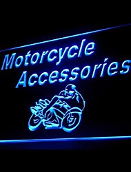 Motorcycle Accessories Advertising LED Light Sign