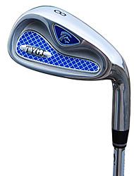 TTYGJ Golf Club Männer 36,5 Zoll 8 # R-Zink-Legierung Kopf-Stahlwelle DitchingNiblick