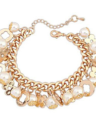 Women's Fashion Pearl Bracelet