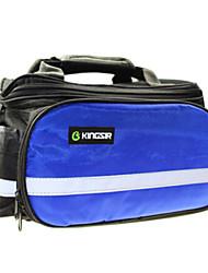 kingsir 13l 600d nylon bag tronco blue mountain bike