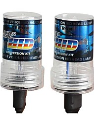 H7 12V 55W Xenon Hid Replacement Light Bulbs 6000k