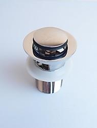 Grifo de accesorios de latón Pop Up de drenaje 7709-1