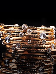 Tun Women's Multiturn Alloy Bracelet