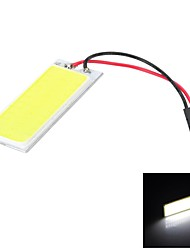 Marsing T10/Festoon 1-COB 8W 36-SMD LED 700lm White Light Autodach Licht / Leselampe