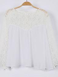 Camisa Casual ( Chiffon ) MULHERES - Casual