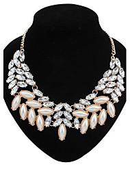 Bohême de mode de collier de diamants de dossard des femmes