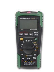 MASTECH MS8236 Auto Range Digital Multimeter Network Cable Track Tester Wire Line Telephone Tracker