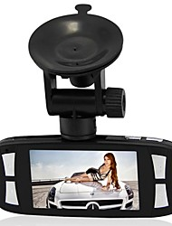 Full HD 1080p 120 graus Lens Car Camera 2,7 polegadas exibição Dvr G1W Car
