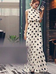 Women's Dresses , Chiffon Casual CoolCube