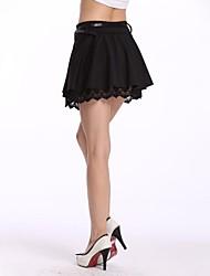 Women's Korean Style Lace Fashion Mini Skirts