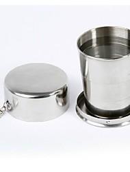 voyage de tasse évolutive tasses en acier inoxydable de haute qualité