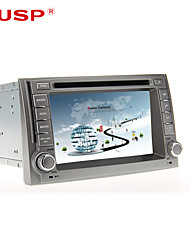 6,2 polegadas cúspide ® 2DIN carro dvd player in-dash para Hyundai H1 2007-2013 gps suporte, bt, rds, game, ipod