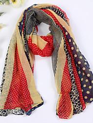 De studie van vrouwen voile sjaals shawls z-031