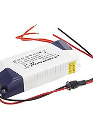 0.3a 19-24w dc 50-90v à courant constant externe alimentation conducteur de courant alternatif pour lampe de LED