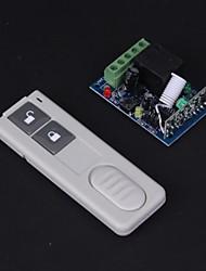 zndiy-bry dc12v mini onafhankelijke 1-kanaals learning code ontvangen plaat / remote controllert