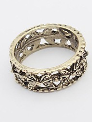 Ring Unisex Alloy Alloy Silver