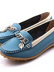 loafers moda all-jogo das mulheres Zhuoyue