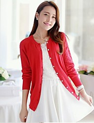 Women's Short Summer Air Conditioning Unlined Upper Garment Shawl Sweaters