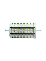 10W R7S LED a pannocchia T 42 SMD 5050 650lm lm Bianco caldo / Luce fredda AC 85-265 V