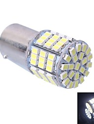 1156 / BA15S 7.5W 480LM 85x3020 SMD White LED for Car Steering Light / Backup / Brake Light (DC12V, 1Pcs)