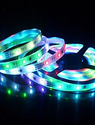 5M 5050 SMD WS2811 Symphony RGB WaterProof LED Strip Lights with 150 LEDs (12V)