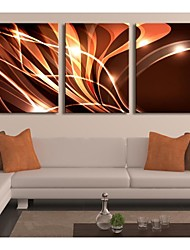 Personalized Canvas Print Beautiful Lines 35x50cm  40x60cm  50x70cm  Gallery Wrapped Art Set of 3