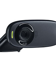 Logitech C310 High Definition Webcam with Microphone