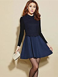Women's New Koren Bodycon Basic Dress
