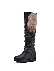 Women's Shoes Fashion Low Heel Knee High Boots More Colors available