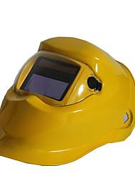 novo auto escurecimento bateria li solares tig mig mma mig máscara de solda elétrica / capacetes / cap / soldador óculos para cortador de plasma
