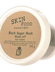 Skin Food Black Sugar Mask  100g