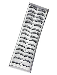 15 Eyelashes lash Eyelash Volumized Fiber