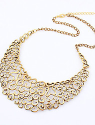 h&coupe à la mode des femmes d toutes cou de collier élégant