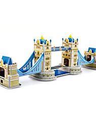 le modèle de pont de londres 3d puzzles jouets de bricolage pour les enfants et puzzle adulte Puzzle (33pcs)