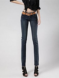 Women's New Fashion Denim Slim Long Pant