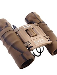 8X21mm Night Vision MFC Green Film HD High-powered Binoculars