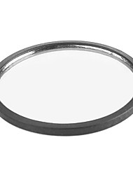 grand angle rond miroir convexe de véhicule automobile tache aveugle de recul automatique
