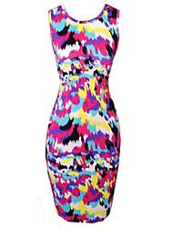 robe imprimé floral de para femmes