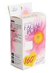 160Pcs Makeup Cotton Pads(7*6cm)