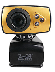 f10 High Definition Mikrofon Nachtsicht 10-Megapixel-Webcam