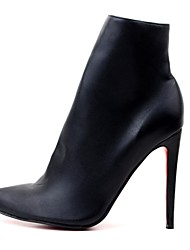 Women's Shoes BC Pointed Toe Stileeto Heel Ankle Boots