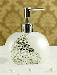 1 Piece Resin Material Soap Dispensers,Bathroom Accessory