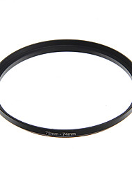Eoscn Conversion Ring 72mm to 74mm
