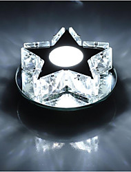 LED Shine Stars Crystal Wall Lights (AC85 ~ 265V)