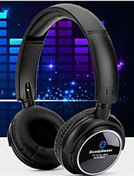 co-crea sd-8003 cuffie da 3,5 mm Bluetooth 4.0 oltre stereo wireless orecchio hi-fi per il tablet / telefono / pc