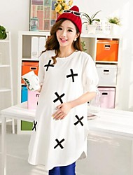 Maternity's Breastfeeding Dress