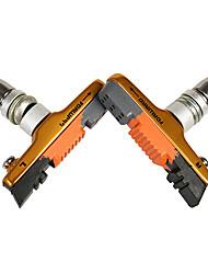 aleación de aluminio zapatas de freno mtb oro vivienda Baradine para frenos v